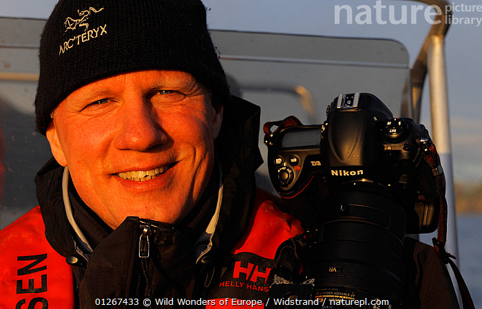 Photographer, Staffan Widstrand, Flatanger, Norway, June 2008 PRESS IMAGE.  ,  EUROPE,NORWAY,PEOPLE,PORTRAITS,SCANDINAVIA,STAFFAN WIDSTRAND,WWE, Scandinavia, Scandinavia  ,  Wild Wonders of Europe / Widstrand