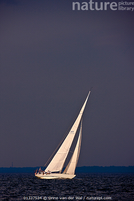 Racing in the New Invitational Qualifying Regatta. Newport, Rhode Island, September 2011.  ,  ATMOSPHERIC,BOATS,CHOPPY,COASTS,DRAMATIC,HEELING,KEELBOATS ,NORTH AMERICA,PROFILE,RACES,SAILING BOATS,SKIES,USA,VERTICAL,CONCEPTS,core collection xtwox  ,  Onne van der Wal