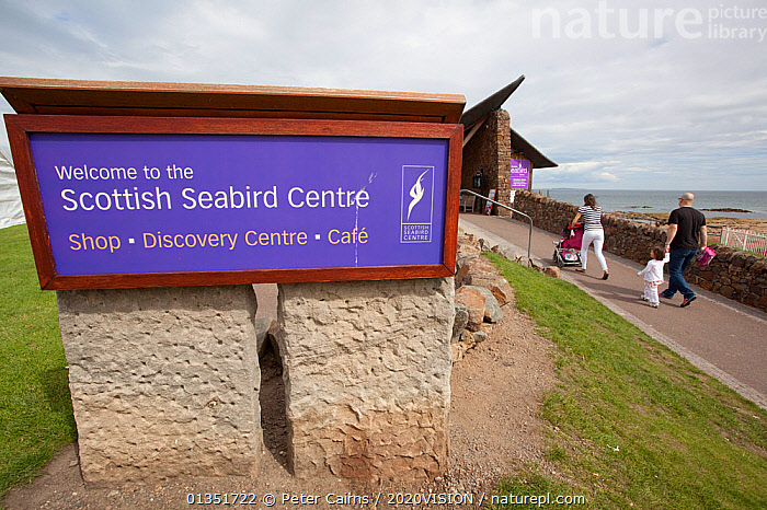 Signs for various wildlife tourism activities from the Seabird Centre, North Berwick , Scotland, UK, July 2010  ,  2020VISION,BASS,BERWICK,BIRDS,BUILDINGS,CAUCASIAN,COASTS,ECOTOURISM,EDUCATION,EUROPE,FIRTH OF FORTH,INFORMATION,NORTH SEA,OUTDOORS,PCA_12_180111_11,PEOPLE,SCOTLAND,SEAS,SIGNS,TOURISM,TOWNS,UK,WILDLIFE,WILDLIFE WATCHING,United Kingdom  ,  Peter Cairns / 2020VISION