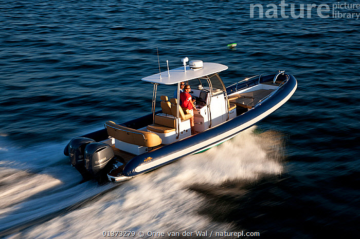 Nature Picture Library - Hunt Yachts HBI (Hard Bottom Inflatable