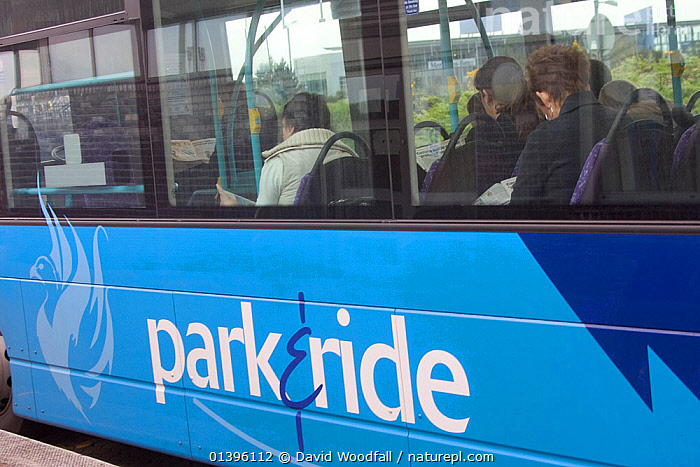 Fabian Way Park and Ride bus scheme, to reduce inner city congestion and pollution, Swansea, Wales, UK 2009  ,  BUS,CITIES,CONGESTION,ENVIRONMENTAL,EUROPE,PEOPLE,POLLUTION,PROJECT,ROADS,SCHEME,SOUTH WALES,TRANSPORT,UK,URBAN,VEHICLES,WALES,United Kingdom  ,  David Woodfall