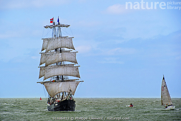 Dutch two-master sailing ship Mercedes during the maritime festival Oostende voor Anker / Ostend at Anchor 2013, Belgium. 25th May 2013., TRADITIONAL,TRADITION,TRADITIONS,EUROPE,WESTERN EUROPE,WEST EUROPE,BELGIUM,HORIZONTAL,FRONT VIEW,FRONT,FRONT VIEWS,FRONTAL VIEW,FRONTAL VIEWS,VIEW FROM FRONT,BOAT,BOATS,SAILBOAT,SAIL BOAT,SAIL BOATS,SAILBOATS,SAILING BOAT,SAILING BOATS,SAILING SHIP,SAILING SHIPS,TALL SHIP, Philippe Clement