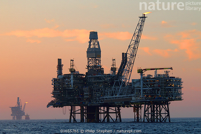 Brittania oil production platform, North Sea. October 2018.  ,  Europe,Western Europe,UK,Fossil Fuel,Oil,Petroleum Fuel,Petroleum Fuels,Ocean,Atlantic Ocean,Environment,Environmental Issues,Power supply,Marine,Water,Saltwater,Sea,Energy,North Sea,  ,  Philip  Stephen