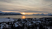 Timelapse of the sun circling the horizon at dawn, Tromso, Norway, March 2014. - Five Films
