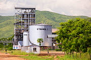 Ethanol plant at Chikwawa in the Shire Valley, Malawi, March. - Ashley Cooper